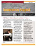 The Innocence Quarterly [Fall 2011] by Northern California Innocence Project