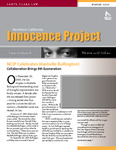 The Innocence Quarterly [Winter 2009]
