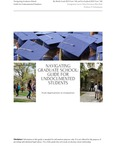 Navigating Graduate School: Resource Guide for Undocumented Students by Sheila Cook and Iva Gaylord