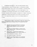 18. Book V, Vol. 1: Testimony of Richard Kleindienst before the Senate Judiciary Committee in February 1972 regarding the commencement, prosecution and settlement of the anti-trust action against the International Telephone and Telegraph Corporation.