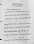 41. Report on deduction taken by Pres. 1969-1972 by Don Edwards